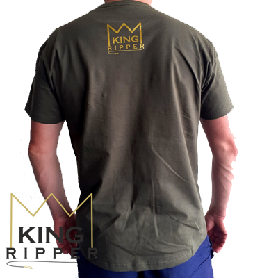 Koszulka wędkarska KING RIPPER