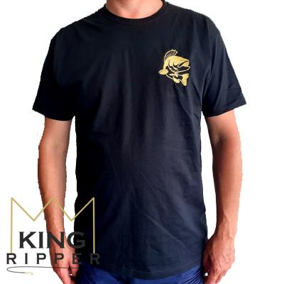 Koszulka wędkarska Okoń KING RIPPER