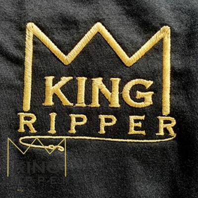 LOGO KING RIPPER