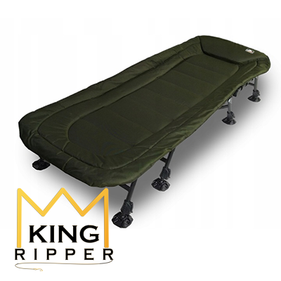 Łóżko 8 nóg comfort NGT KING RIPPER