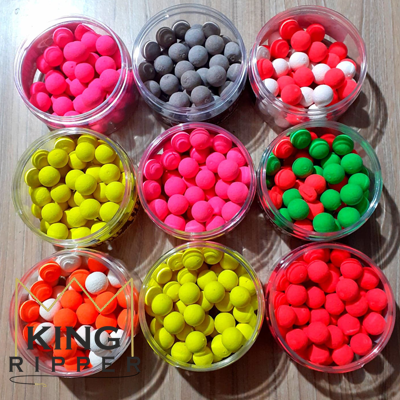 Kulki pop up 15 mm KING RIPPER
