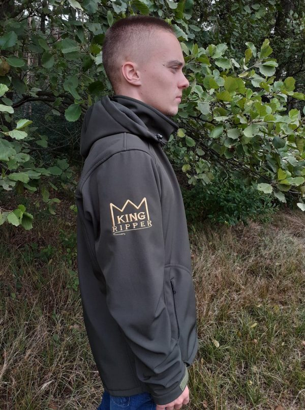 Kurtka Softshell KING RIPPER KARP