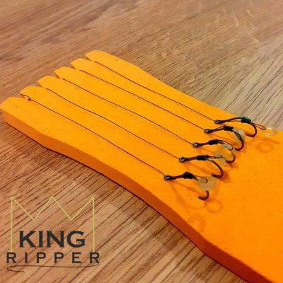 Przypony method feeder hand made KING RIPPER
