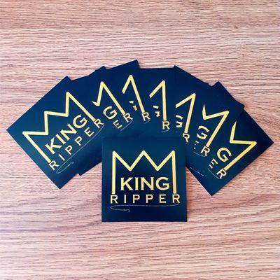 Naklejki KING RIPPER wlepki