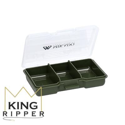 Pudęłko Karpiowe 3 Mikado KING RIPPER