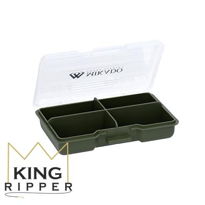Pudełko Karpiowe 4 Mikado KING RIPPER