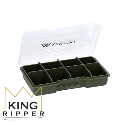 Pudełko Karpiowe 8 Mikado KING RIPPER