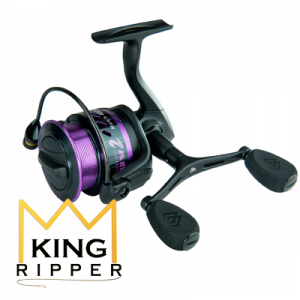 Kołowrotek UV II Mikado KING RIPPER