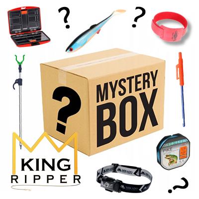 Mystery BOX WĘDKARSKI KING RIPPER