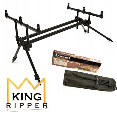 Rod pod MAGIST Anaconda KING RIPPER