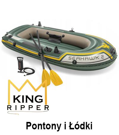 Ponton łódka KING RIPPER