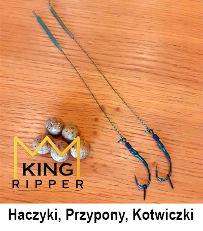 Przypony Karpiowe KING RIPPER