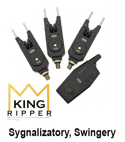 Sygnalizatory NGT KING RIPPER Sygnalizatory brań 2+1 3+1
