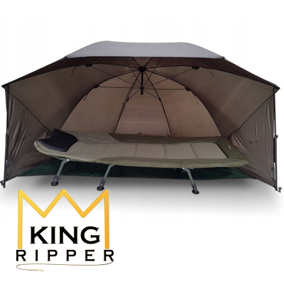 Brolly shelter NGT 60 KING RIPPER
